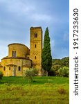 Picturesque Tuscany. Ancient...