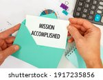 The Businessman Takes Out A...