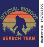 Official Bigfoot Search Team T...