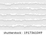 set of realistic vector... | Shutterstock .eps vector #1917361049