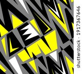 seamless abstract urban pattern ... | Shutterstock .eps vector #1917367646