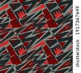 seamless abstract urban pattern ... | Shutterstock .eps vector #1917367649