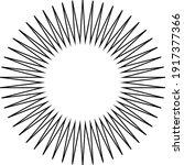 sharpe spikes burst circle...   Shutterstock .eps vector #1917377366