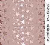 star bling seamless pattern.... | Shutterstock .eps vector #1917521903