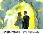 a selective focus shot of... | Shutterstock . vector #1917599639