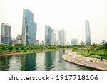 Songdo  Incheon  South Korea  ...