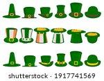 Illustration On Theme Irish...