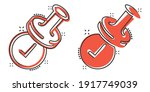 approve stamp icon in comic...   Shutterstock .eps vector #1917749039