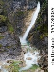 poellatschlucht  poellat ravine ... | Shutterstock . vector #191780039