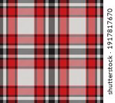 plaid pattern seamless. check... | Shutterstock .eps vector #1917817670