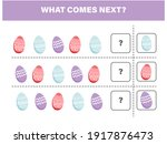 what comes next with cute... | Shutterstock .eps vector #1917876473