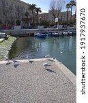 Bari  Puglia  Italy  February...