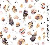 Watercolour Seamless Pattern...