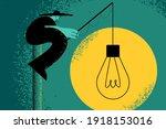 creativity  innovation  idea...   Shutterstock .eps vector #1918153016