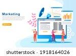 digital marketing  the sales...
