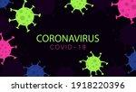 coronavirus  covid 19...   Shutterstock .eps vector #1918220396
