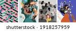 psychology  destiny  anxiety ...   Shutterstock .eps vector #1918257959