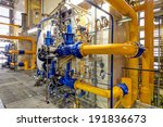 chemical industry plant with...   Shutterstock . vector #191836673