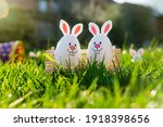 Creative Easter Composition Of...