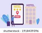 application vector concept ...   Shutterstock .eps vector #1918439396