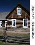 farm homestead in florissant... | Shutterstock . vector #1918458