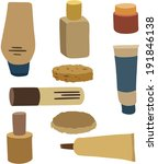 vector illustration of various...   Shutterstock .eps vector #191846138