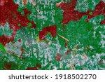 texture splattered with green... | Shutterstock . vector #1918502270