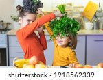 Funny Kids Make Green Smoothies ...
