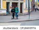 Saint Petersburg  Russia   4...