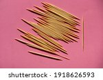 Wooden Toothpicks For Personal...