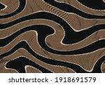 mono color repeat creative... | Shutterstock .eps vector #1918691579