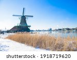 The Netherlands In Winter....