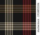 tartan plaid pattern autumn...   Shutterstock .eps vector #1918852106