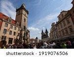 Czech Republic  Prague   June...