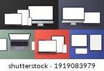 minimalistic 3d isometric...
