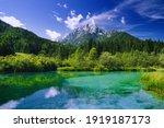 Green Nature Landscape. Amazing ...