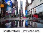 Manhattan  New York City  Usa   ...