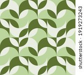 seamless geometric pattern with ... | Shutterstock .eps vector #1919273243