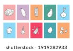 cute cartoon coloring page for...   Shutterstock .eps vector #1919282933