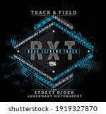 r x t road extreme track 1994... | Shutterstock .eps vector #1919327870