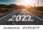 2022 Written On Highway Road...