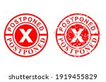 clean and rust circle vector... | Shutterstock .eps vector #1919455829