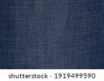 texture of denim or blue jeans... | Shutterstock . vector #1919499590