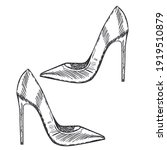 Sketch Womens Shoes With Heels