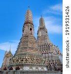 Exterior Of Wat Arun...