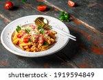 Penne Pasta In Tomato Sauce ...