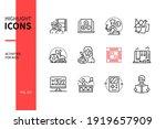 activities for kids   line...   Shutterstock .eps vector #1919657909