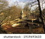 Old Wooden Buildings In The...
