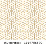 the geometric pattern with...   Shutterstock .eps vector #1919756570