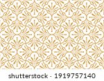 flower geometric pattern....   Shutterstock .eps vector #1919757140